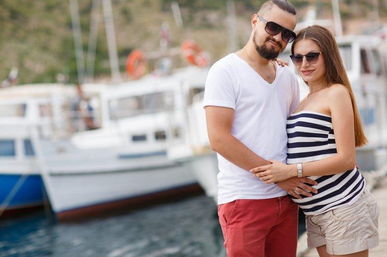 Беременность по-французски