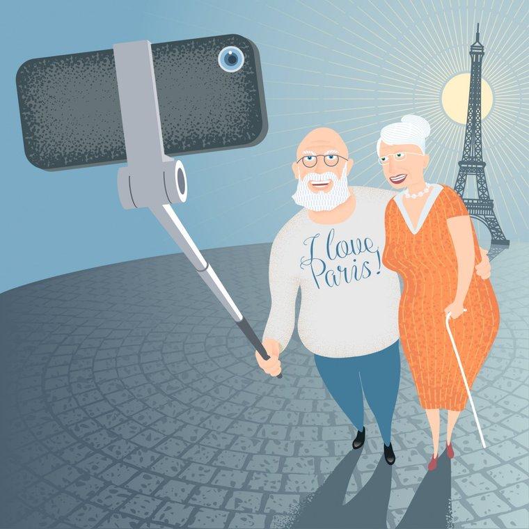 Французские бабушки и дедушки
